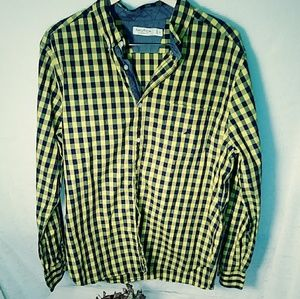 Mens Nautica Button Down Shirt